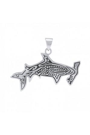 Pendente squalo martello...