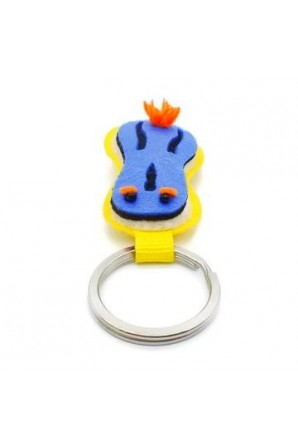 Nudibranch Keychain Annie