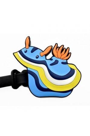 Annie Etichetta del bagaglio di  nudibranch
