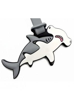 Mocha Hammerhead Shark...