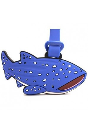 William Whale Shark Luggage...