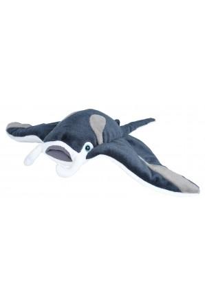 Pluszowa manta ray