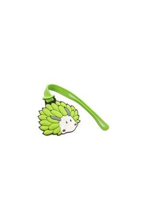 Sheepy Nudibranch Luggage Tag