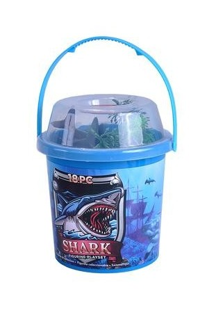 Cubo Grande de Tiburones
