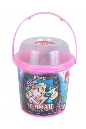 Adventure Bucket Set - Mermaids