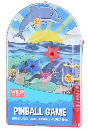 Pinball de Sirena y delfín
