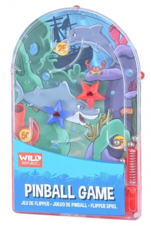 Pinball de Tiburones