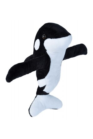 Peluche Orca Amorosa