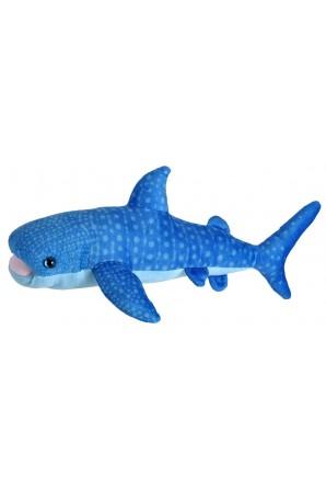 Pelúcia de tubarão Baleia