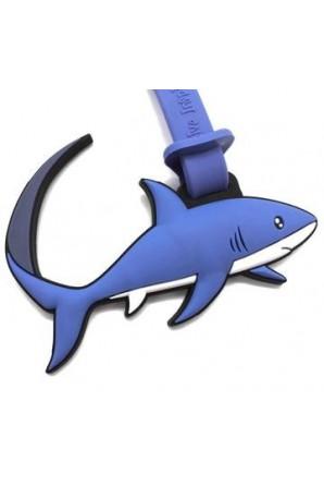 Taylor Thresher shark Luggage Tag