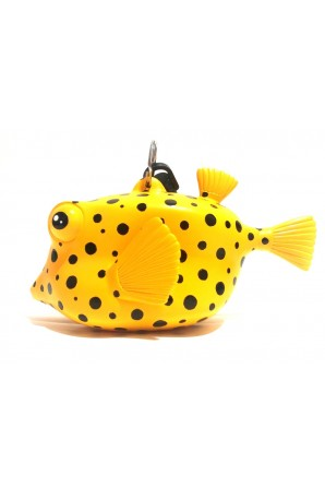 Boxfish octopus holder