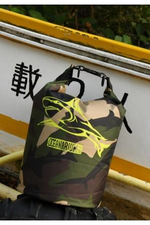 Green Camo Drybag 5 L....