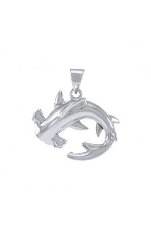 Pingente de Tubarão-Martelo