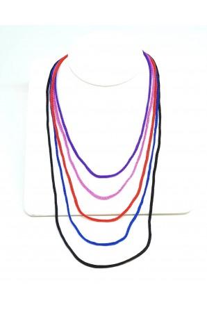 Cordon en nylon coloré