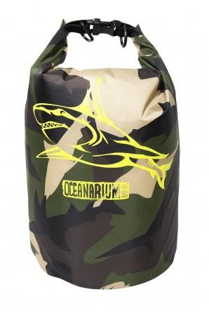 Sac Étanche Camouflage vert...