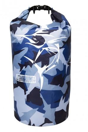 Sac Étanche Camouflage bleu...