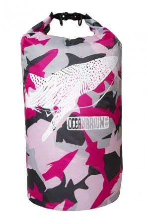 Camuflagem rosa Tubarão...