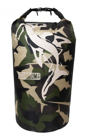 Green Camo Drybag 15 L....