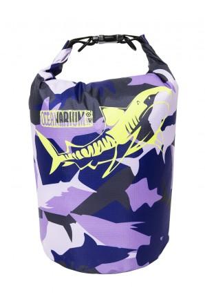 Purple Camo Drybag porpora...