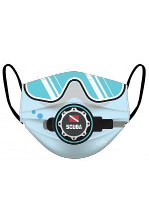 Scuba Head Mask