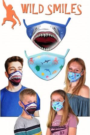 Masques faciaux Wild Smiles