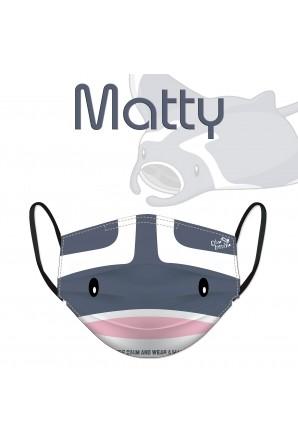 Marine animal masks