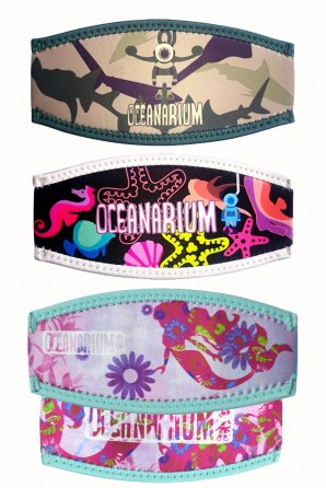 Mask strap covers