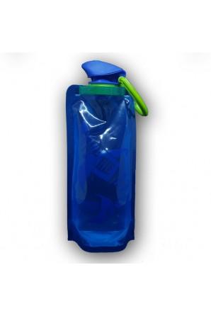 Bottiglia pieghevole bianca  Squalo balena