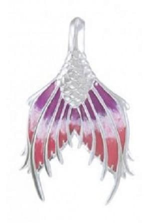 Mermaid Tail Pendant