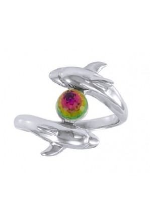 Dolphings Ring