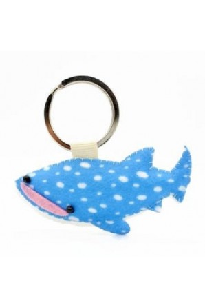 Whale Shark Keychain William