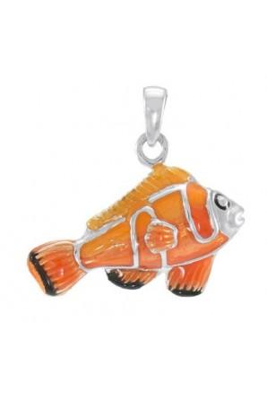 Clown Fish Pendant
