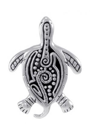 Aboriginal Turtle Pendant