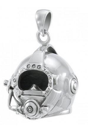 3 Dimensional Diving Helmet...