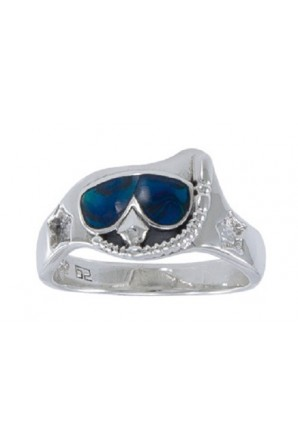 Dive Mask Ring