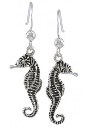 Seahorse Hook Earring