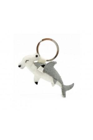 Hammerhead Shark Keychain...