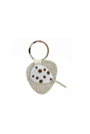 Marbled Stingray Keychain...