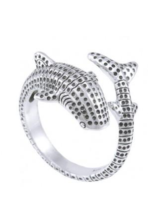 Gesprenkelter Wal-Haifisch-Ring