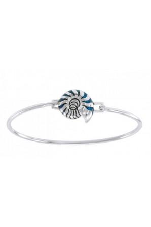 Pulseira de anel Nautilus