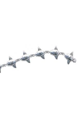 Sun Fish Bracelet