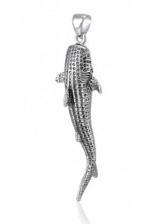 Vertical Medium Whale Shark...