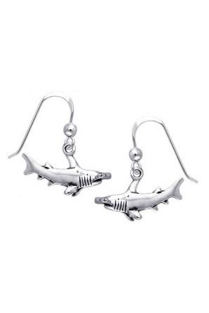 Hammerhead Hook Earring