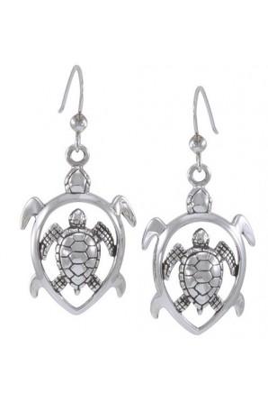 Loffwehead Sea Turtle Hook...