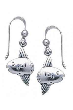 Sunfish Hook Earring