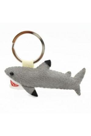 Llavero de Tiburón Puntas...