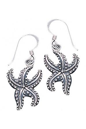 Starfish hook Earring