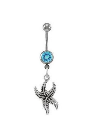 Starfish Body Jewelry