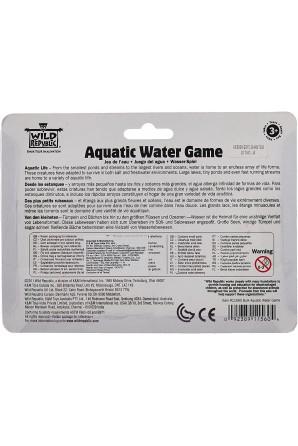 Aquatic Water Game