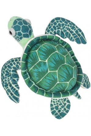 Peluche Tortue Marine vert